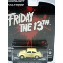 Greenlight Hollywood - Friday The 13th - Volkswagen Beetle