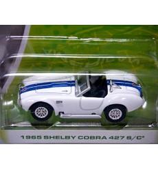Greenlight Motor World:1965 Shelby Cobra 427 S/C