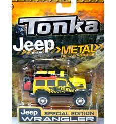 Tonka - Jeep Wrangler