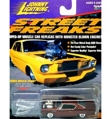 Johnny Lightning Street Freaks - 1970 AMC Rebel Machine