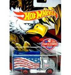 Hot Wheels Stars and Stripes - Hiway Hauler 2