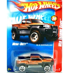 Hot Wheels - Mega-Duty Pickup Truck