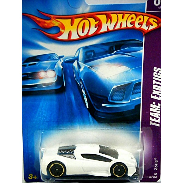 Hot Wheels Zotic Supercar Global Diecast Direct