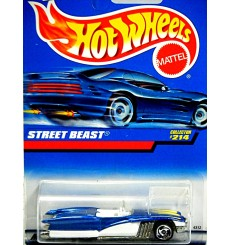 Hot Wheels - Street Beast Custom Convertible