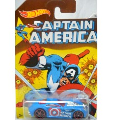 Hot Wheels - Captain America -  Sir Ominous