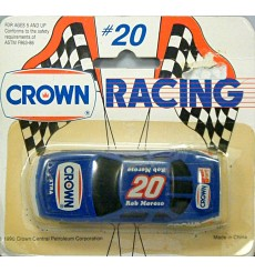Rare Rob Moroso Crown Petroleum  NASCAR Stock Car Promo