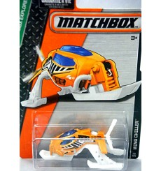 Matchbox: Wing Chiller - Ice Racing Machine