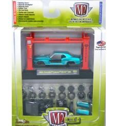 M2 Model Kits - 1969 Chevrolet Camaro RS/SS 396