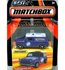 Best of Matchbox - 1965 Austin Mini Van