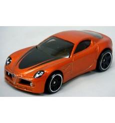 Hot Wheels - Alfa Romeo 4C
