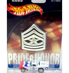 Hot Wheels Military Rods 1957 US Air Force Ford Thunderbird