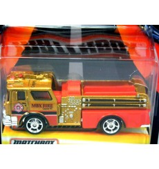 Matchbox - 1975 Mack CF Pumper Fire Truck