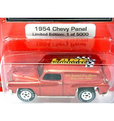 Johnny Lightning Limited Edition 1954 Chevrolet Sedan Delivery Toy Show Promo