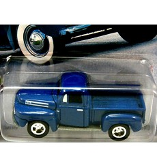 Johnny Lightning Truckin America Series - 1950 Ford F-100 Pickup Truck