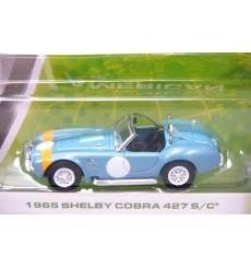 Greenlight Motor World: 1965 Shelby Cobra 427 S/C
