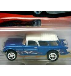 Johnny Lightning Thunder Wagons – 1954 Chevrolet Corvette Nomad