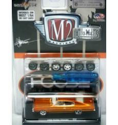 M2 Auto-Wheels -  Foose 1966 Dodge Charger