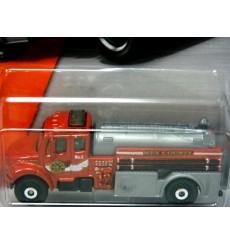 Matchbox - Freightliner M2 105 Fire Truck