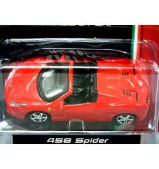 Bburago - Ferrari 458 Spyder