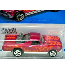 Hot Wheels - Ultra Cool Retro Series - 1968 Chevy El Camino Pickup Truck