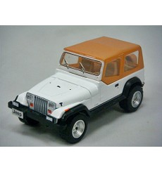 Greenlight - Jeep Wrangler