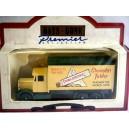 Lledo 1937 Scammell 6 Wheeler Toblerone Chocolat Delivery Truck