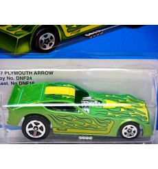 Hot Wheels - Ultra Cool Retro Series - 1977 Plymouth Arrow NHRA Funny Car