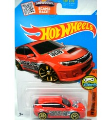 Hot Wheels - Subaru WRX STi