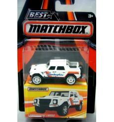 Best of Matchbox - Lamborghini LM002 SUV
