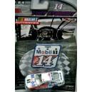 Stewart Haas Racing - Tony Stewart Mobil 1 Chevrolet SS NASCAR Stock Car