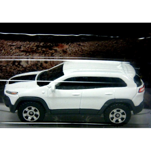 Matchbox Jeep Collection Cherokee Trailhawk Global