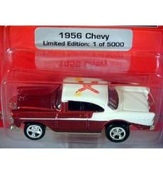 Johnny Lightning Limited Edition 1956 Chevrolet Bel Air Promo
