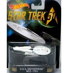 Hot Wheels - Star Trek 50 - USS Enterpirse NCC-1701