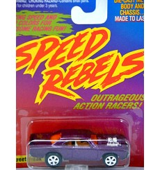 Johnny Lightning Speed Rebels 1970 Dodge Super Bee - Street Freak
