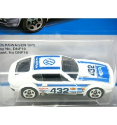 Hot Wheels - Ultra Cool Retro Series - Volkswagen SP2 Sports Car