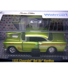 M2 Machines - Wild Card Series - 1955 Chevy Bel Air Gasser  - Error