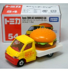 Tomica (No. 54) Toyota Town Ace Hamburger Truck