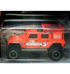 Matchbox - Jeep Collection - Jeep Wrangler Superlift