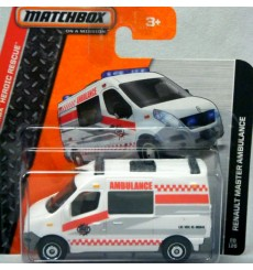 Matchbox - Renault Master Ambulance