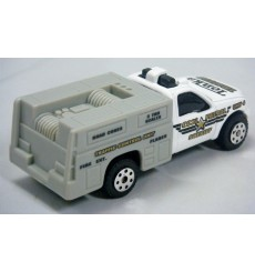 Tonka - Sheriff Patrol Traffic Control Ford Super Duty Truck