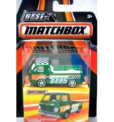 Matchbox - Best of Matchbox - 1966 Dodge A100 Pickup Truck