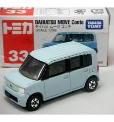 Tomica (No. 33) - Daihatsu MOVE Conte