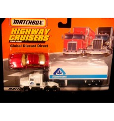 Matchbox Highway Cruisers Set with a Ford Aeromax and a BMW 850i