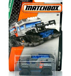 Matchbox - Frost Fighter - Snow Rescue Vehicle