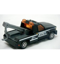 Matchbox -  NYPD GMC Police Wrecker