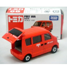 Tomica (No. 68) - Suzuki Japan Post Van
