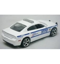 Matchbox - NYPD Dodge Charger Police Pursuit