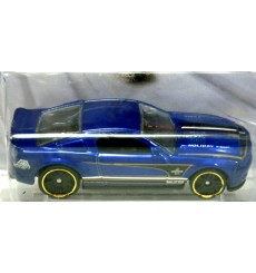 Hot Wheels 2015 Holiday Rods -  Ford Mustang Shelby  GT-500 SuperSnake