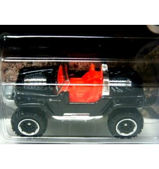 Matchbox - Jeep Collection - Jeep Hurricane