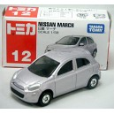 Tomica (12) - Nissan March